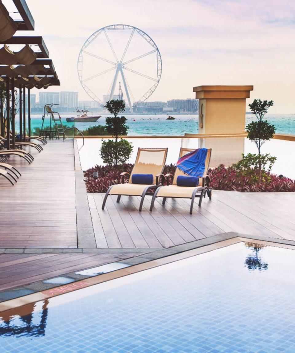 JA Ocean View - Pool