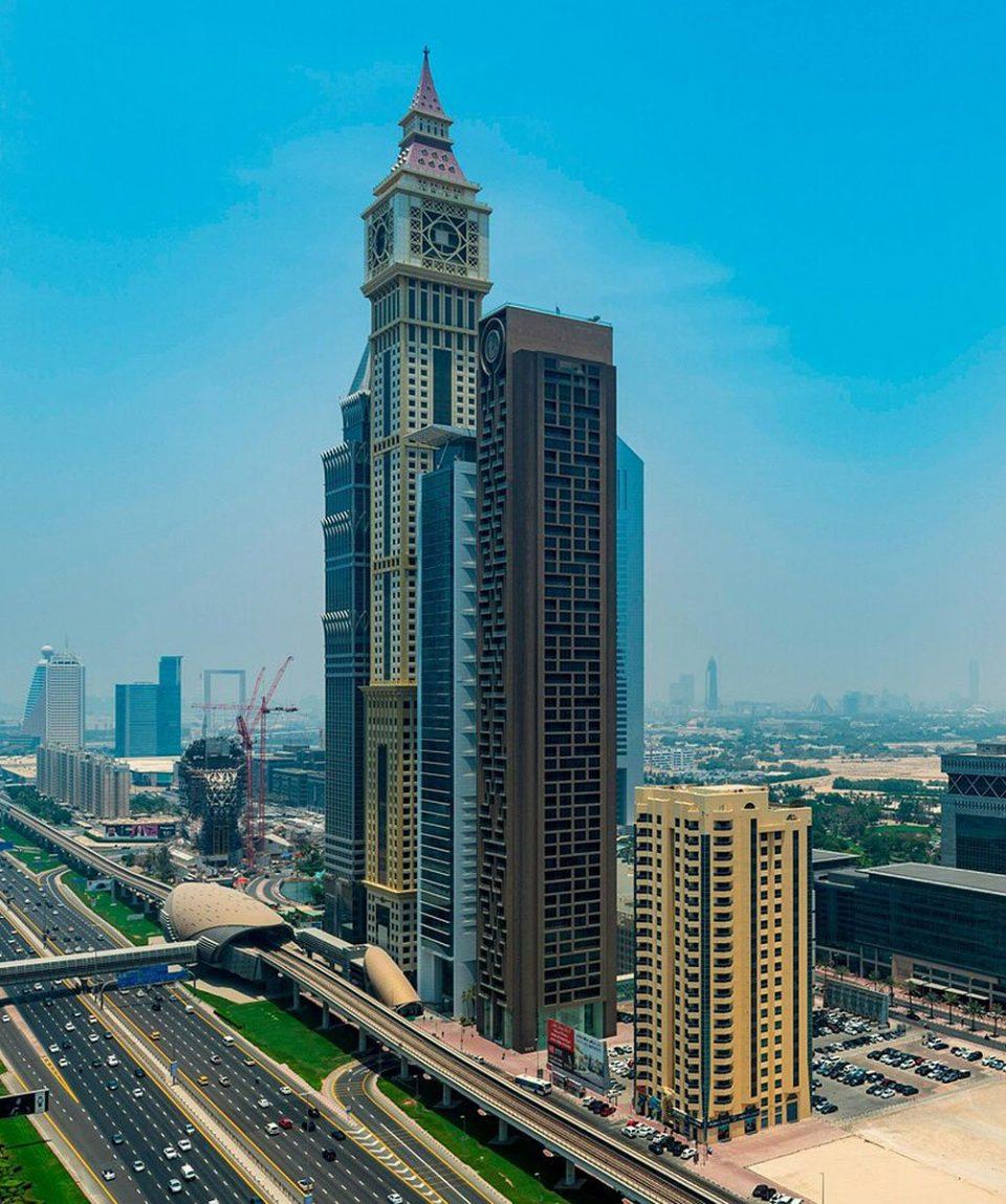Four Point Sheraton Sheikh Zayed Road3
