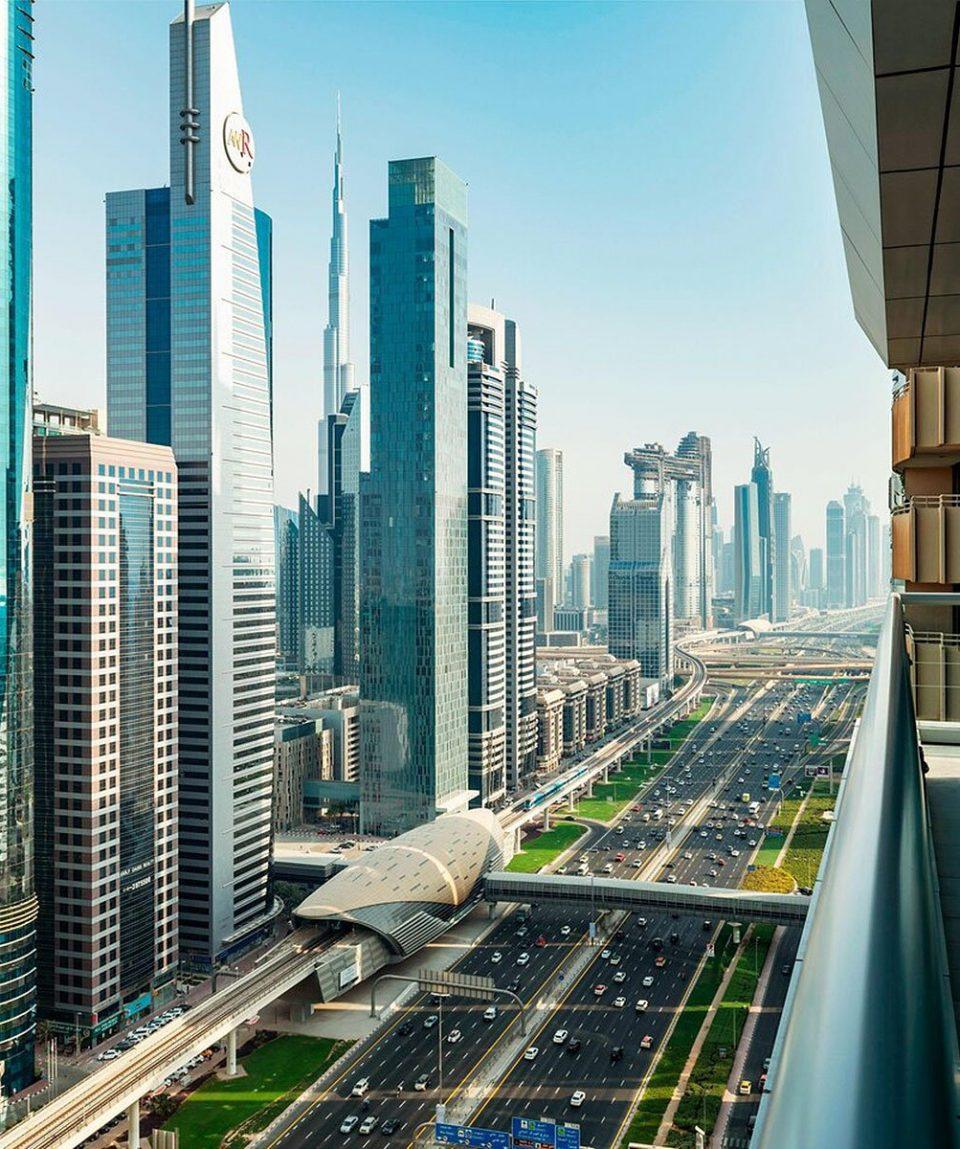 Four Point Sheraton Sheikh Zayed Road5