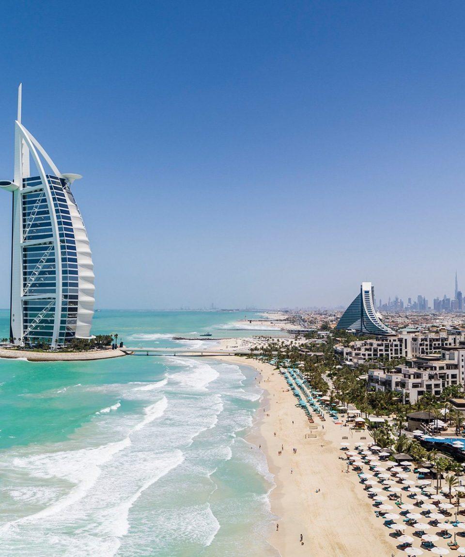 High_resolution_300dpi-Burj Al Arab Jumeirah - Jumeirah Beach Hotel - Jumeirah Al Naseem - Private Beach - Drone-retouched