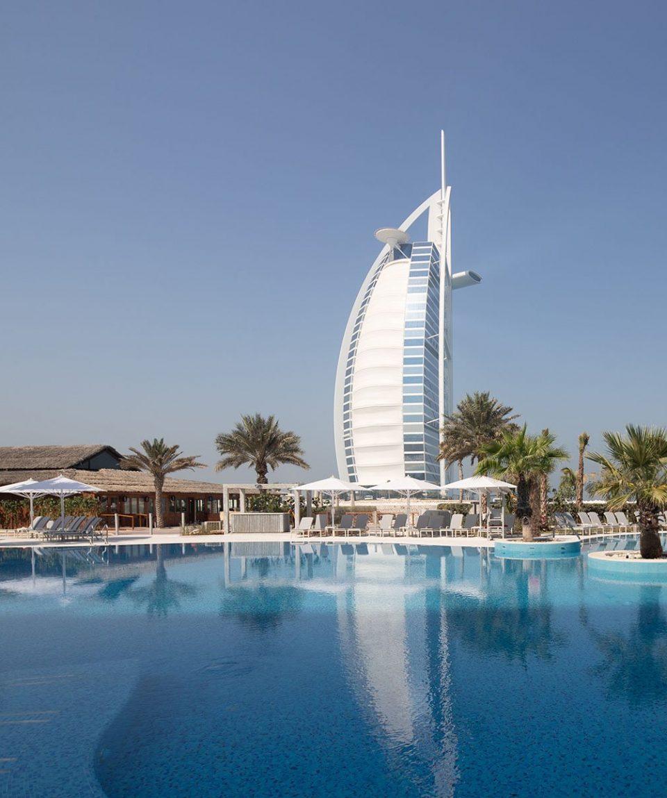 Jumeirah Beach Hotel - Pool Leisure 1