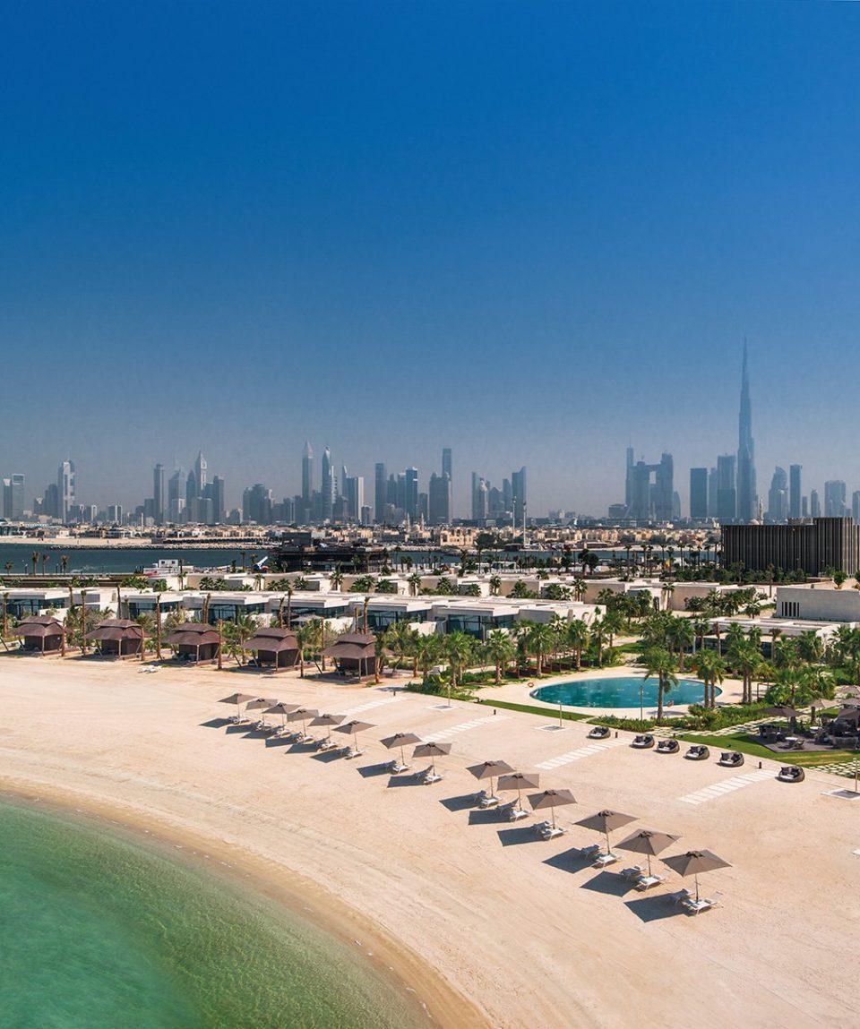 The Bvlgari Resort Dubai - Beach by day