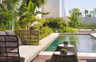 The Bvlgari Resort Dubai _ Three Bedroom Skyline Villa - Outdoor 1