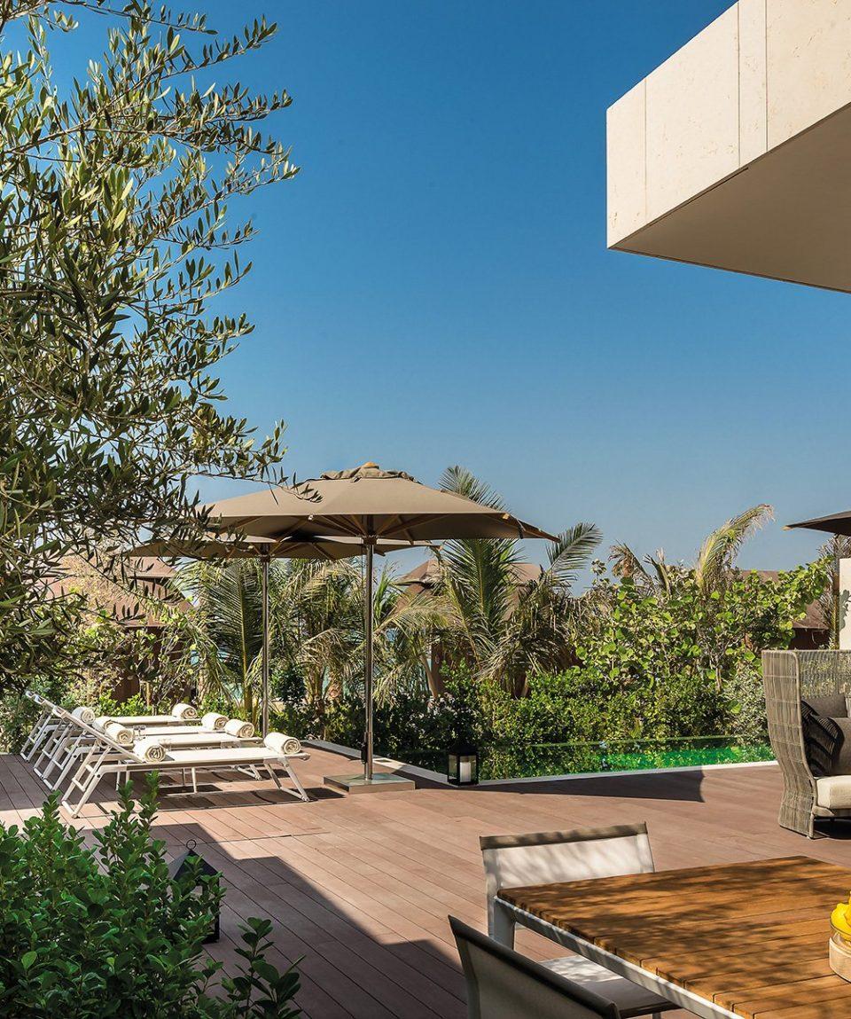 The Bvlgari Resort Dubai _ Two Bedroom Beach Villa - Outside