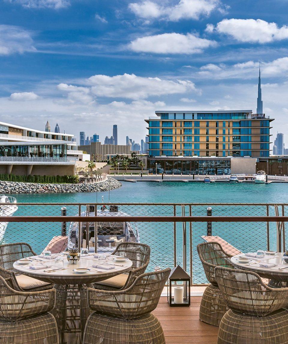 The Bvlgari Resort Dubai_ Yacht Clvb Restaurant - Terrace 1